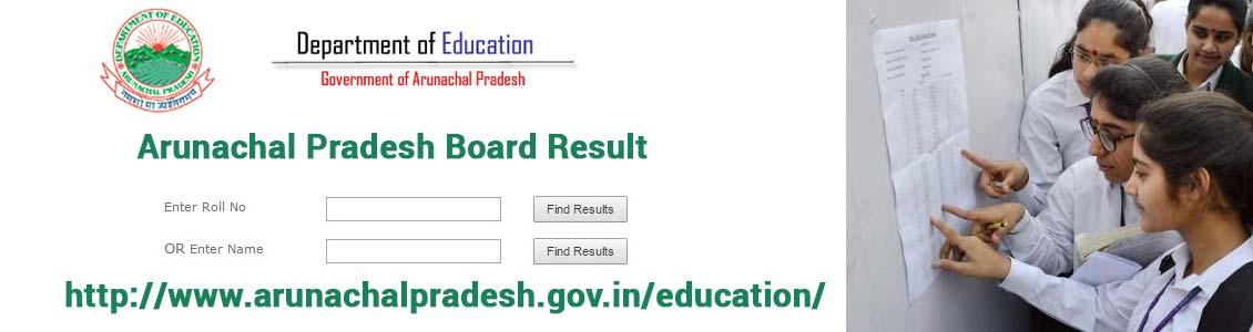 Arunachal Pradesh Board image