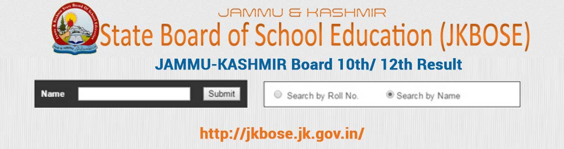 Jammu and Kashmir State Board of School Education (jkbose) image