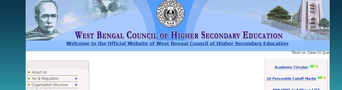 West Bengal Council of Higher Secondary Education image