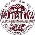 B R Ambedkar Bihar University logo