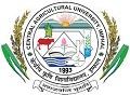 Central Agricultural University logo