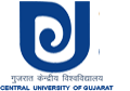 Central University of Gujarat logo