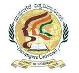 DavangereUniversity logo