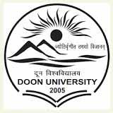 Doon University logo