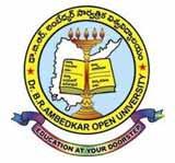 Dr. B.R.Ambedkar Open University logo