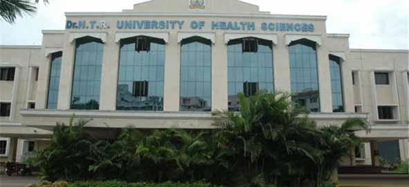 Dr. NTR University of Health Sciences