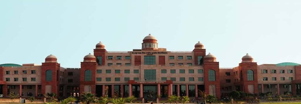Dr Shakuntala Misra National Rehabilitation University