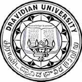Dravidian University logo