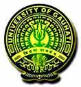 Gauhati University logo