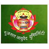 Gujarat Ayurved University logo