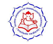 Gujarat University of Transplantation Sciences logo