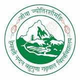 Hemwati Nandan Bahuguna Garhwal University logo