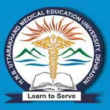 Hemwati Nandan Bahuguna Medical Education University logo