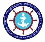 Indian Maritime University logo
