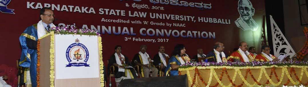 KarnatakaState LawUniversity