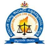 KarnatakaState LawUniversity logo