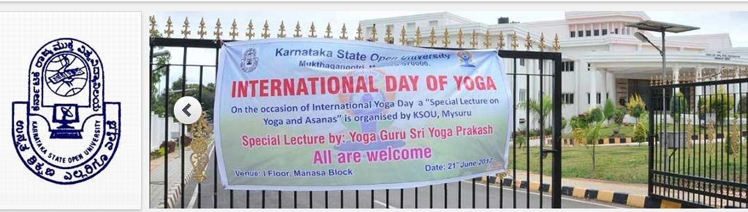 KarnatakaState OpenUniversity