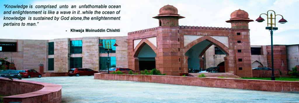 Khwaja Moinuddin Chishti Urdu, Arabi~Farsi University