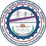 Madan Mohan Malaviya University of Technology Logo
