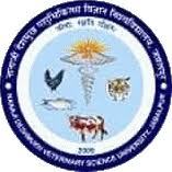 Nanaji Deshmukh Veterinary Science University logo
