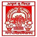 Magadh University logo
