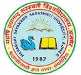 Maharshi Dayanand Saraswati University logo
