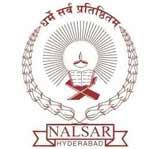 Nalsar University of Law logo