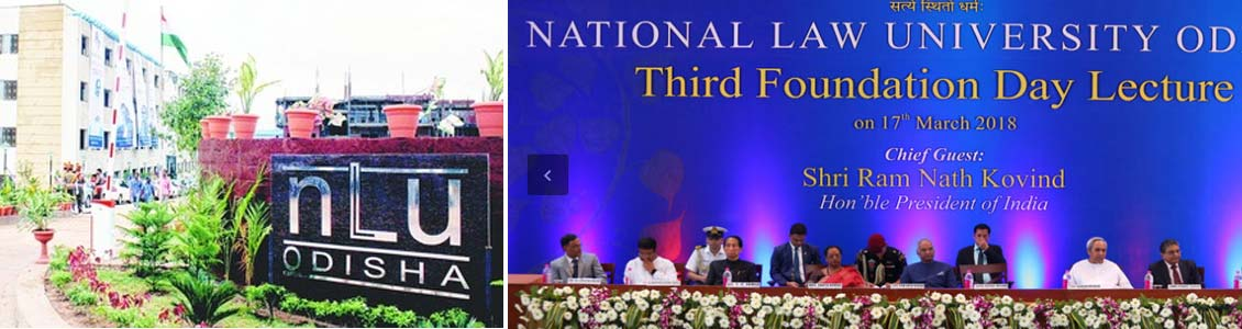 National Law University Orissa