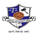 National Law University Orissa logo