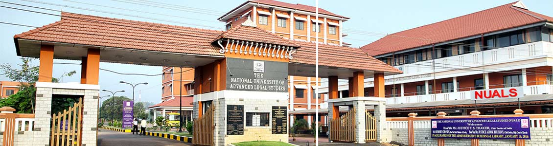 National University Of Advanced Legal Studies Nuals