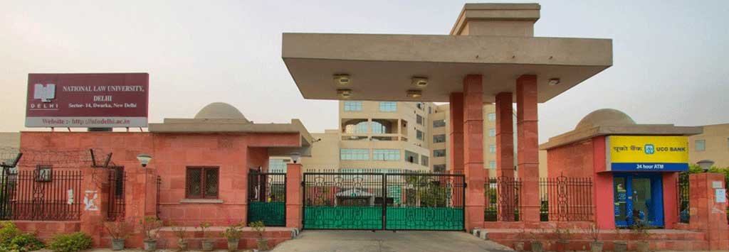 National Law University Delhi