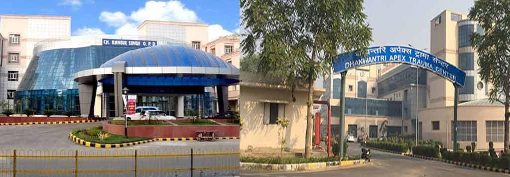 Pandit Bhagwat Dayal Sharma University of Health Sciences Rohtak