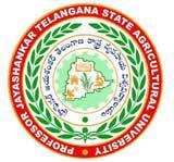 Professor Jayashankar Telangana State Agricultural University logo