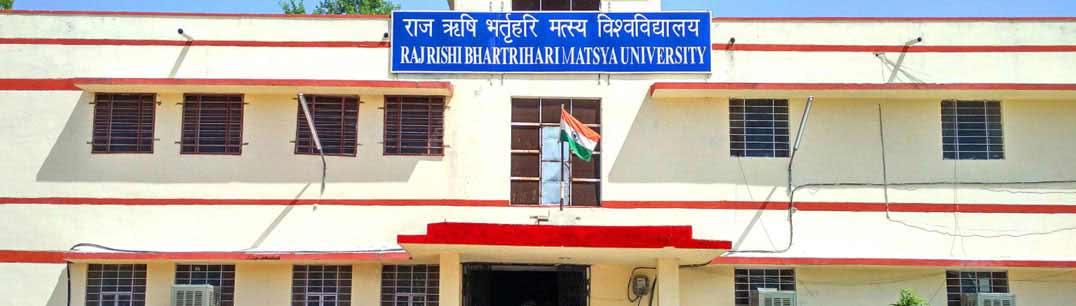 Raj Rishi Bhartrihari Matsya University
