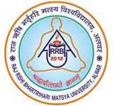 Raj Rishi Bhartrihari Matsya University logo