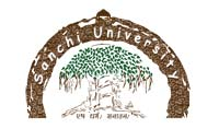 Sanchi University of Buddhist-Indic Studies logo