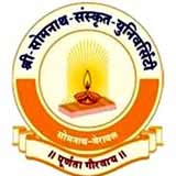 Shree Somnath Sanskrit University logo