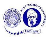 Shreemati Nathibai Damodar Thackersey Women's University logo