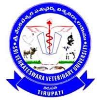 Sri Venkateswara Veterinary University logo