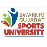 Swarnim Gujarat Sports University logo