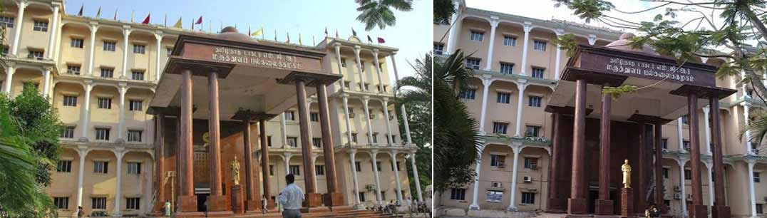Tamil Nadu Dr. MGR Medical University