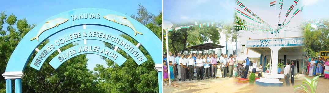 Tamil Nadu Fisheries University