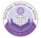Tamil Nadu National Law School logo