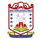 Tamil Nadu Physical Education and Sports University logo