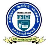Tamil Nadu Teacher Education University logo