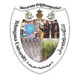 Telangana University logo