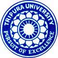 Tripura University logo