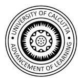 University of Calcutta logo