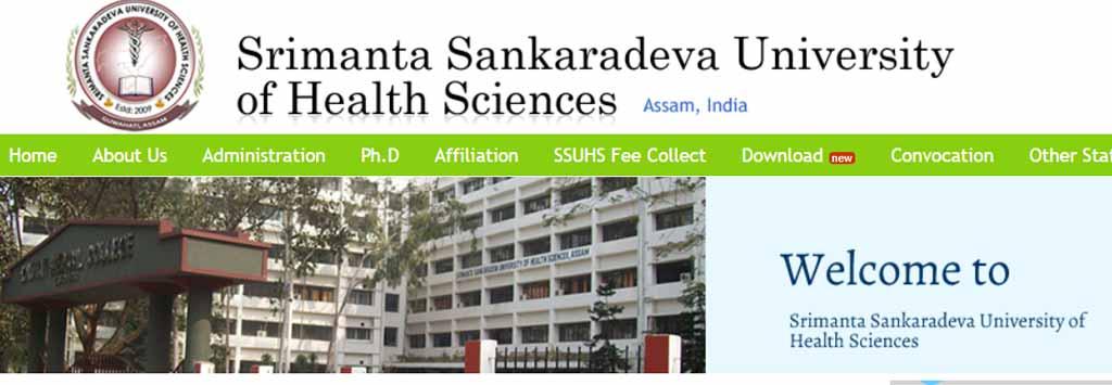 Sankardeva University of Health Sciences