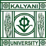 University of Kalyani logo